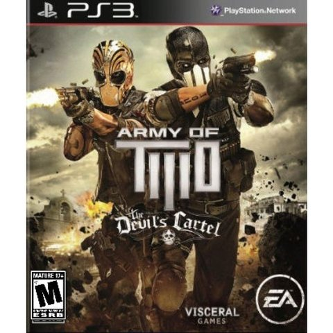 Army of Two Devils Cartel - Ps3