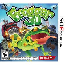 Frogger - 3ds