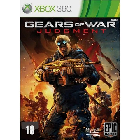 Gears of War: Judgment - Xbox 360