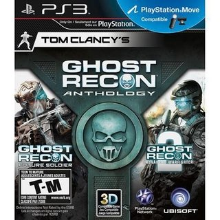 Ghost Recon: Anthology - Ps3