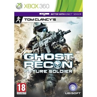 Ghost Recon: Future Soldier - Xbox 360