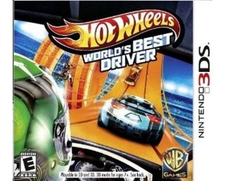 Hot Wheels World's Best Driver - 3ds