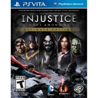 Injustice - Ps Vita