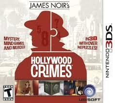 James Noir Hollywood Crimes - 3ds