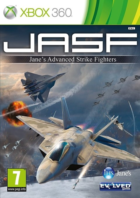 JASF Jane's Advanced Strike Fighters - Xbox 360