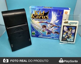 Kid Icarus completo (suporte + cards) - 3ds