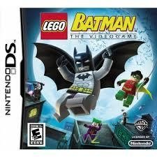 Lego Batman The Videogame (sem caixinha) - Ds
