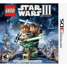 Lego Star Wars III - 3ds