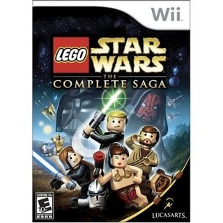 Lego Star Wars The Complete Saga - Wii