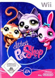 Littlest Pet Shop - Wii