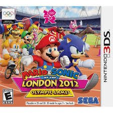 Mario & Sonic At The London 2012 - 3ds