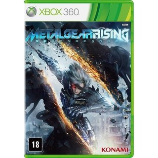 Metal Gear Rising: Revengeance - Xbox 360