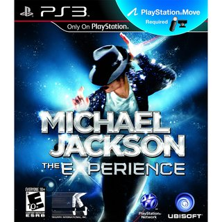 Michael Jackson Experience - Ps3
