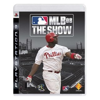 MLB 08 The Show - Ps3
