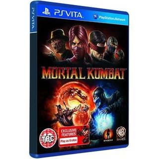 Mortal Kombat - Ps Vita