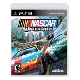 Nascar Unleashed - Ps3