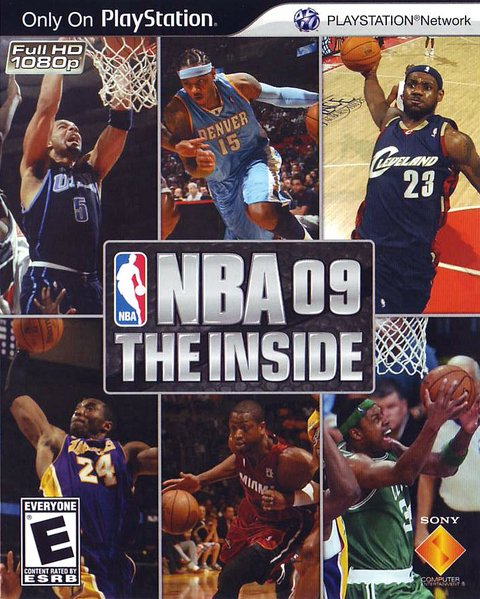 NBA 09 The Inside - Ps3