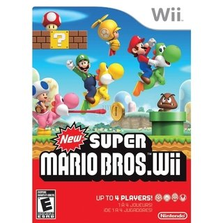 New Super Mario Bros - Wii