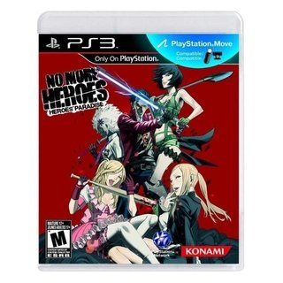 No More Heroes: Heroes' Paradise - Ps3