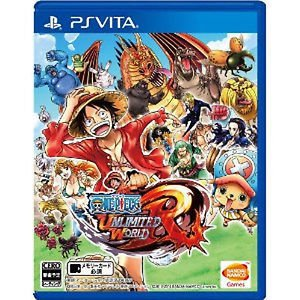 One Piece Unlimited World Red - Ps Vita