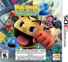 Pacman The Ghostly Adventures 2 - 3ds