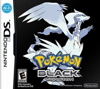 Pokemon Black Version (com manual) - Ds