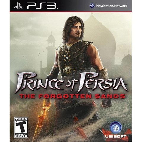 Prince Of Persia The Forgotten Sands - Ps3