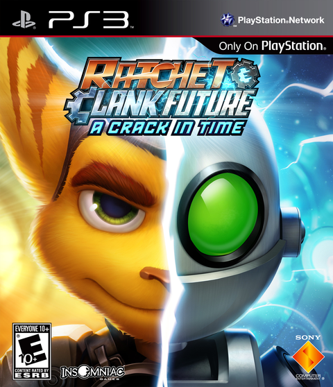 Ratchet & Clank Future A Crack in Time - Ps3