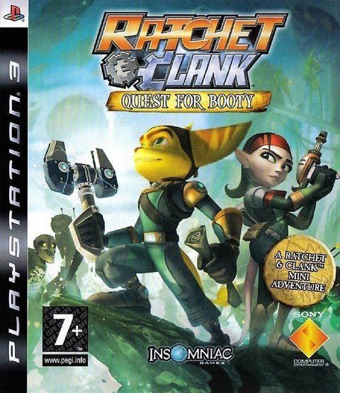 Ratchet & Clank: Quest for Booty - Ps3