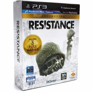 Resistance Collection - Ps3