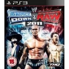 Smackdown Vs. Raw 2011 - Ps3