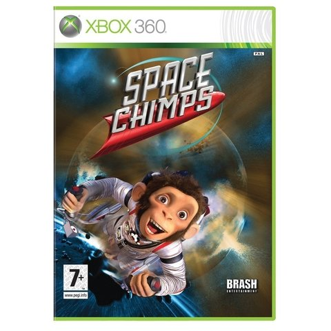 Space Chimps - Xbox 360