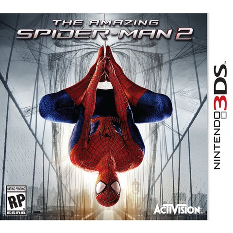 The Amazing Spider Man 2 (sem caixinha) - 3ds