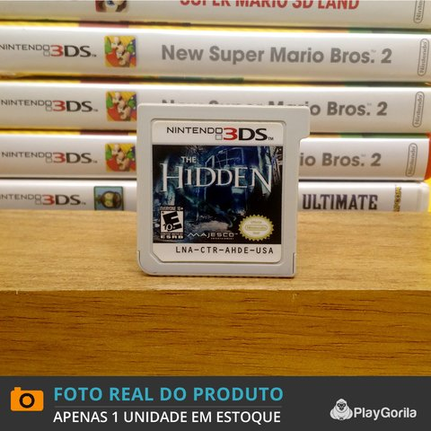 The Hidden (sem caixinha) - 3ds