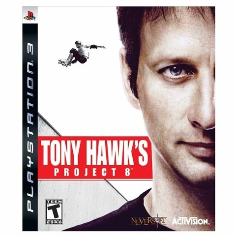 Tony Hawk Project 8 - Ps3