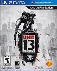 Unit 13 (japonês) - Ps Vita