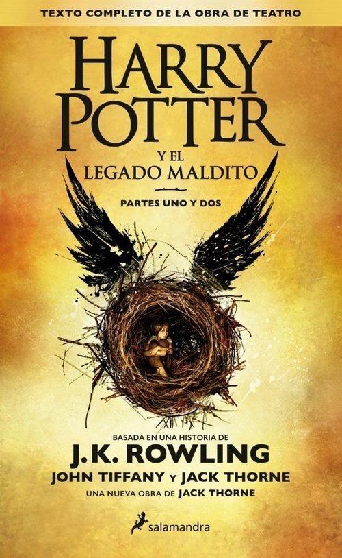 Harry Potter y el Legado Maldito, John Tiffany y Jack Thorne