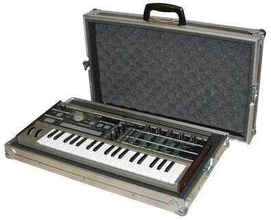 Flight Case Para Microkorg / Microkorg Xl