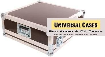 Road Case Para Soundcraft Epm12