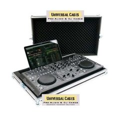 Flight Case Para Ddj-t1 Compacto
