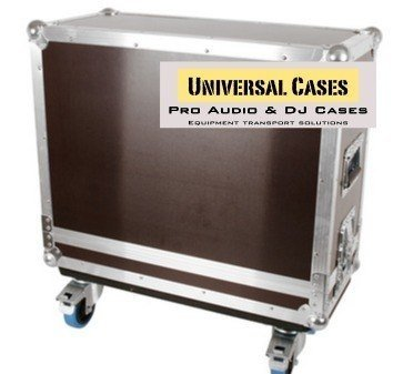 Flight Case Para Peavey Valveking 212