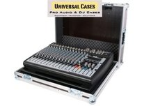 Flight Case Para Behringer Pmp-6000 Pronta-entrega