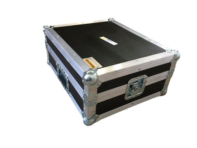Flight Cases Para Par De Technics Mk2