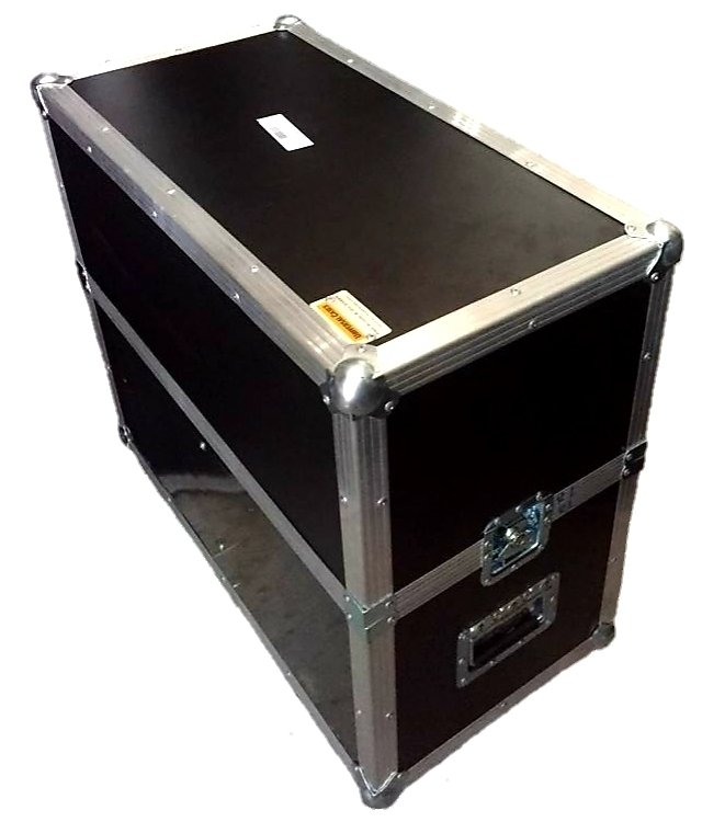 Flight Case Duplo Para Jbl Eon 315xt