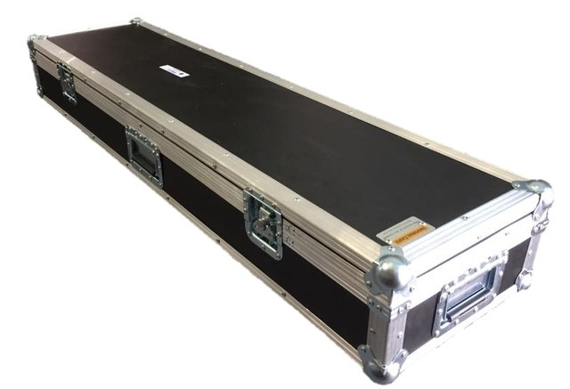 Flight Case Para Yamaha Moxf8 Pronta Entrega