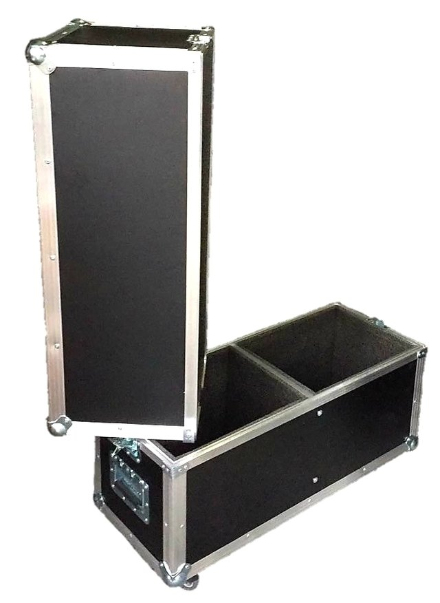 Flight Case Duplo Para Mackie Thump Th15 - comprar online