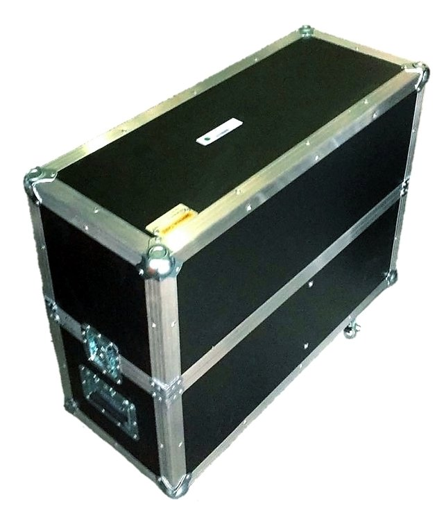 Flight Case Duplo Para Mackie Thump Th15