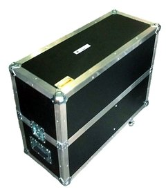 Flight Case Duplo Para Eletrovoice Zlx 12