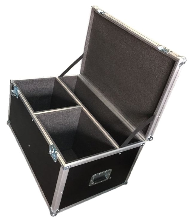 Flight Case Para Caixas Bose L1 Compact