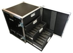 Road Case Gaveteiro 12u